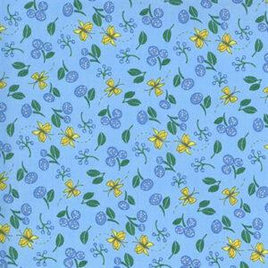 Cottage Bleu By Robin Pickens For Moda - Mist