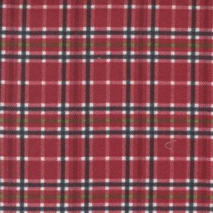 Yuletide Gatherings Flannels By Primitive Gatherings For Moda - Santa's Coat