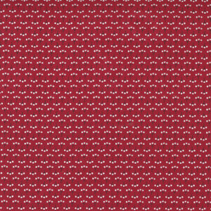 Red Barn Christmas By Sweetwater For Moda - Red