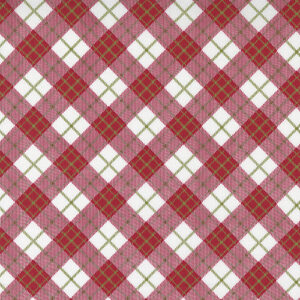 Red Barn Christmas By Sweetwater For Moda - Multi