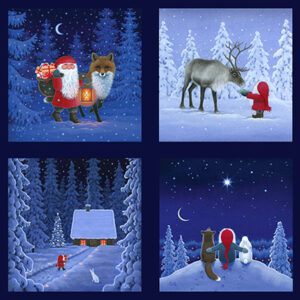 Keep Believing By Lewis & Irene - Cushion Panel