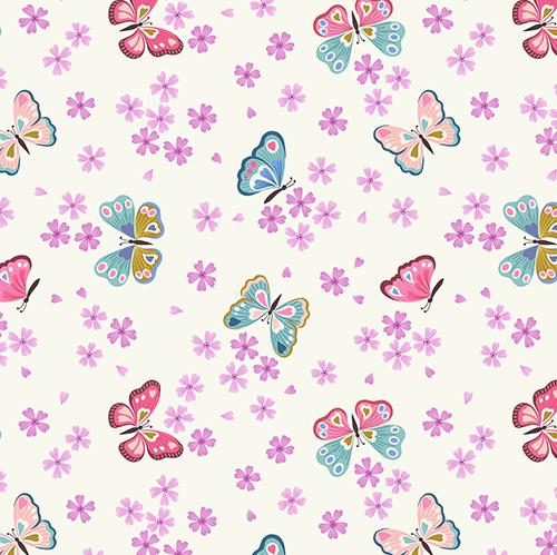 Love Blooms By Lewis & Irene - Cream
