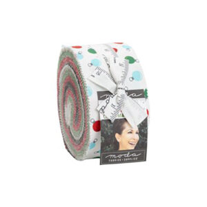 Holiday Essentials - Christmas Jelly Roll By Moda