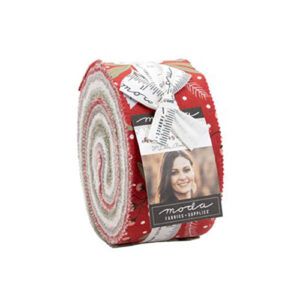 Christmas Morning Jelly Roll By Moda