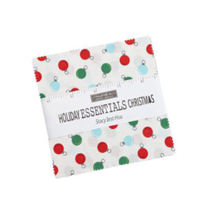 Holiday Essentials - Christmas Charm Pack By Moda