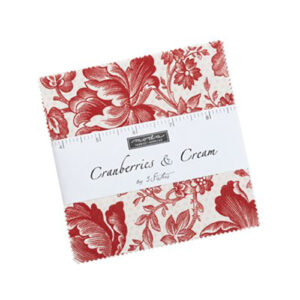 Cranberries And Cream Charm Pack By Moda