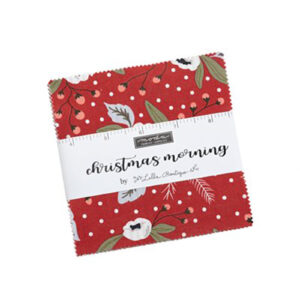 Christmas Morning Charm Pack By Moda