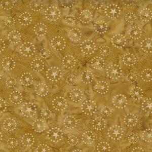 Felicity Batiks By Kate Spain For Moda - Gold Metallic
